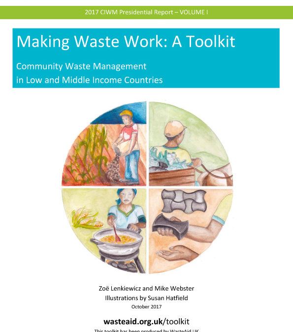 DCW launches toolkit for community waste management