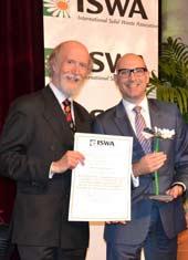 ISWA Publication Award 2013