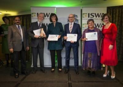 WM&R Best Paper award 2015